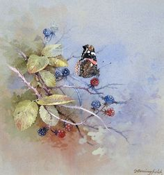 Английский художник Gordon Beningfield. Обсуждение на LiveInternet - Российский Сервис Онлайн-Дневников