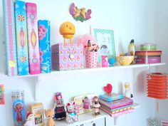 Super Kitsch Craft Room