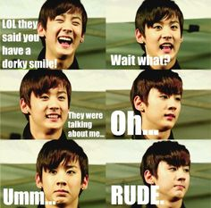 HAHAHAHAHA OH CHUNJI THAT'S WHY I LOVE U XDD