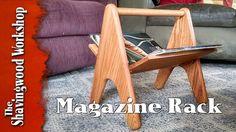 Build a Magazine Rack