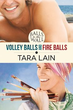 Balls to the Wall - Volley Balls and Fire Balls