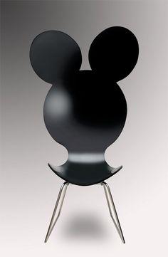 Ale Jordão Mickey Chair - http://animated-review.blogspot.co.uk/2013/02/ale-jordao-mickey-chair.html