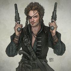 Pirates Age by Kerem Beyit, via Behance