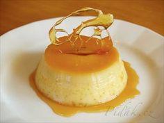 Zobrazit detail - Recept - Creme caramel