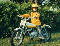 1974 yamaha trials 80 | Yamaha 80 - Got it when I was 6....Rode it till the…