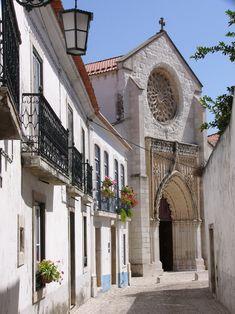 Graça church, Santarém , Portugal