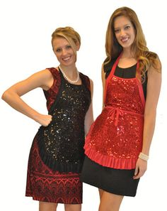 SEQUIN APRON от EmbroiderybyBP на Etsy