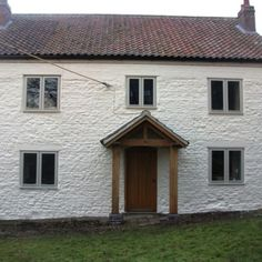 Another Example Of The Transformation Obtained With Our Exterior Wall  Coating System On This Delightful But Damp U0026 Mouldy Doctoru0027s Cottage In  Rural