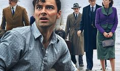 Aidan Turner reveals what made him take the in Agatha Christie mystery