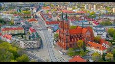 LCV 174 - Bialystok - Poland Poland, Paris Skyline, Cities, Videos, Travel, Viajes, Destinations, Traveling, Trips
