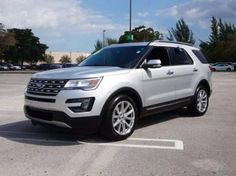 2016 Ford Explorer Limited | Car Ads - AutoDeal.ae