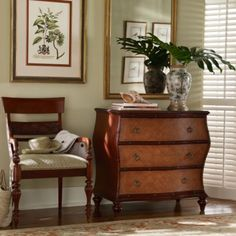 ethanallen.com - british classics cecelia bombé chest | ethan allen | furniture | interior design
