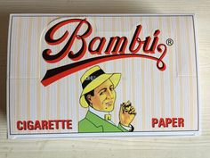 Jamaican Hemp Rolling Paper Only @ http://Papr.Club
