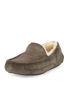 ugg australia ascot suede slippers