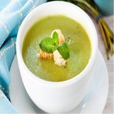 Pea carrot soup recipe