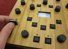 Nice DIY midi controllers