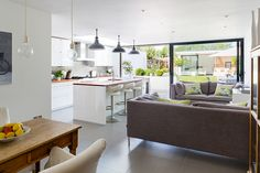 Refurbished house in Twickenham London by Granit Architects #architecture #client