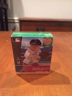 Shelby Miller Arizona Diamondbacks MLB Minifigure Oyo Sports NIB NIP D'Backs