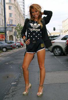 d34a4e2453e 188 Best Adidas images | Adidas fashion, Athletic wear, Casual wear