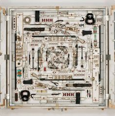 always be knolling. Tom Sachs - Hardcore