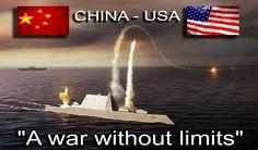 Disso Voce Sabia?: Navios de guerra de EUA e China estiveram à beira de incidente