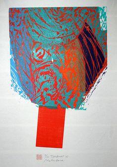 Naoko Matsubara~ Treeburst, 2005