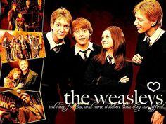 The Weasleys (Harry Potter)