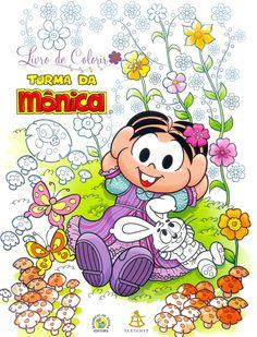 Turma da Mônica - Livro de Colorir - Livros na Amazon.com.br