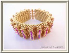Zsuzska gyöngyvilága: Karkötők / Bracelets