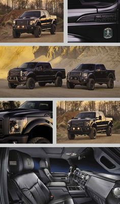 Tuscany Black Ops and FTX F-150 | New Trucks for Sale in Murfreesboro