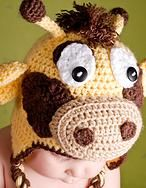 I ABSOLUTELY need this hat in an adult size!!!! Love giraffes!