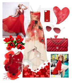 """""""Red rose"""" by peace321ferru ❤ liked on Polyvore"""