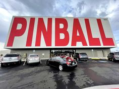 You Could Spend All Day At The 24,000-Square-Foot Pinball Hall Of Fame In Nevada Las Vegas Sign, Nevada City, Adventure Activities, Best Location, Slot Machine, Pinball, Square Feet, Attraction, Arcade Machine