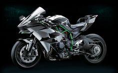 Kawasaki Ninja H2R makes 300 horsepower - Common Tread - RevZilla