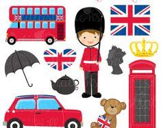 London Clipart England Clipart United Kingdom Clipart