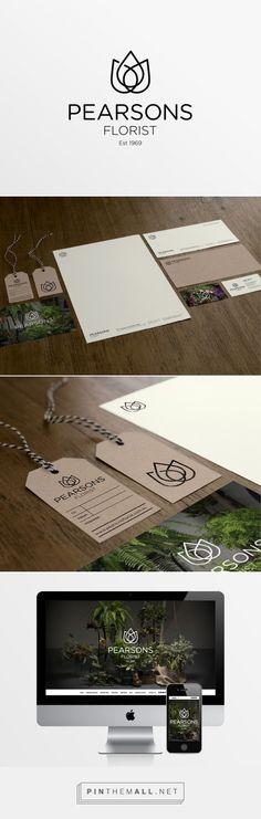 Pearsons Florist by Katherine Johnson | Fivestar Branding – Design and Branding Agency & Inspiration Gallery