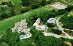 Casa Vialba - Umbria. A country retreat close to the picturesque towns of Assisi, Perugia and Gubbio.