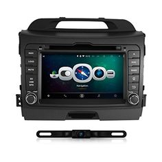 Special Offers - IOKNE Android 4.4 Quad Core Double DIN Car Stereo with DVD GPS Navigation Radio for KIA Sportage R 2010 2011 2012 2013 2014 2015 With 3G Wifi Bluetooth USB SD FM AM Radio RDS SWC Mirror Link - In stock & Free Shipping. You can save more money! Check It (July 04 2016 at 07:29PM)…