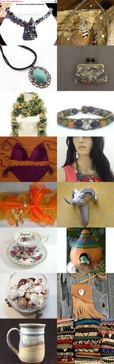 Amazing Treasures by Irene on Etsy--Pinned with TreasuryPin.com