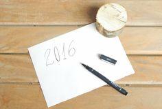 """"""" Eu sou só alegria, felicidade, realização e orgulho com esse espacinho que construo para você e junto com você a cada dia.  Que 2016 venha cheio de conquistas, belas realizações e muito mais amor para todos nós!  Que seja um ano ainda mais incrível ! """"  Nosso Apê: Retrospectiva 2015: O que rolou no primeiro ano de blog !"""