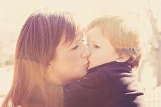mother son mom kiss love  shannon dukes photography  http://www.larkbainbridge.com/