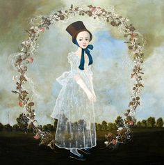 Magical! I am truly fascinated by the artworks of Anne Siems. On her paintings I can recognize the symbolism and the illustrated style of Frida Kahlo, and at the same time the Renaissance joy of Bo…