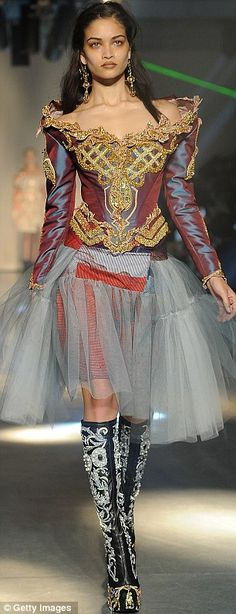 Vivienne Westwood Why doesn't my lifestyle allow me to wear clothes like this everyday???