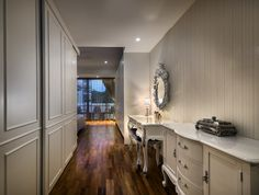 Eastwood, Eclectic Victorian Landed House Interior Design, Dressing Table in Master Bedroom.