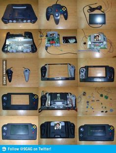 N64 Portable.... ::Compete and utter shocked face::