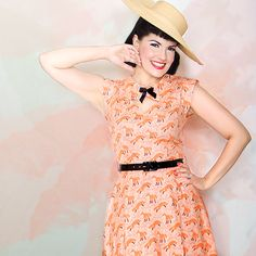 Take a look at the Get the Pinup Look event on zulily today!