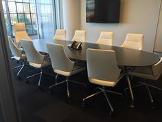 SL Group - PROJECTS - Wilkhahn Installations GRAPH conference chair | Design by jehs + laub | By Wilkhahn | #graph