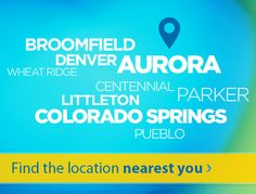 Did you know that we have 16 locations throughout Colorado, including six urgent or emergency care locations? From Broomfield to Pueblo, see a map of our locations and find the Children's Hospital Colorado nearest you.