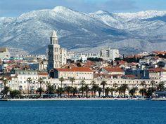 Split w Splitsko-Dalmatinska Županija