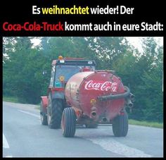 funpot: Coca- Cola-Truck.jpg von Floh